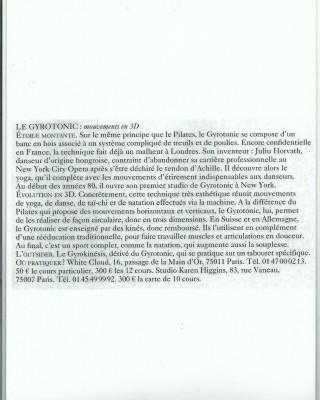 Gyrotonic-11